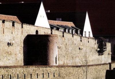 Bratislava metske hradby