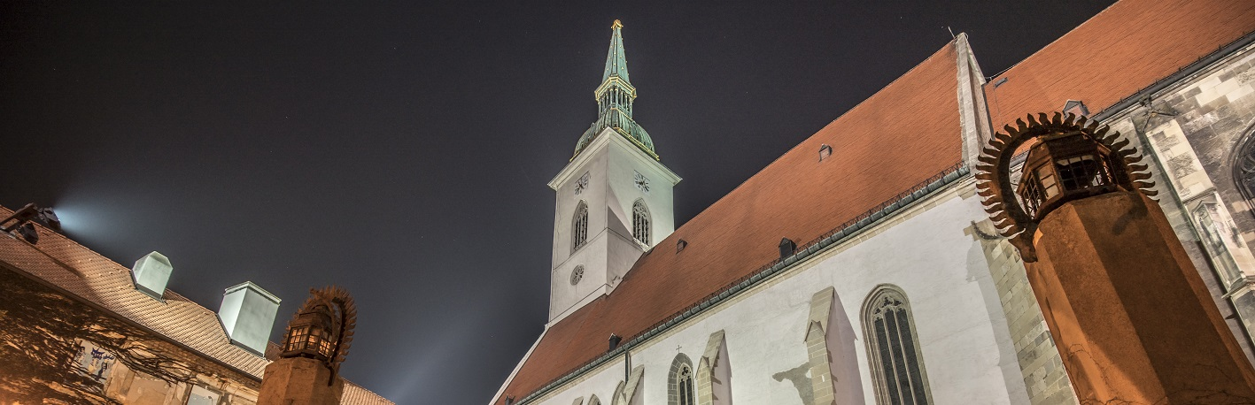 Die Kathedrale des Heiligen Martin