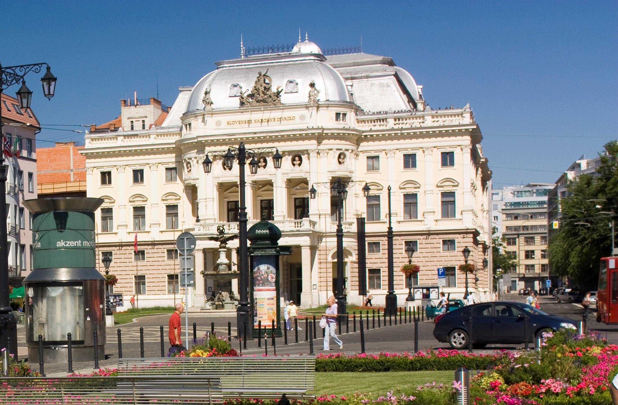 Opera – Slovak National Theatre
