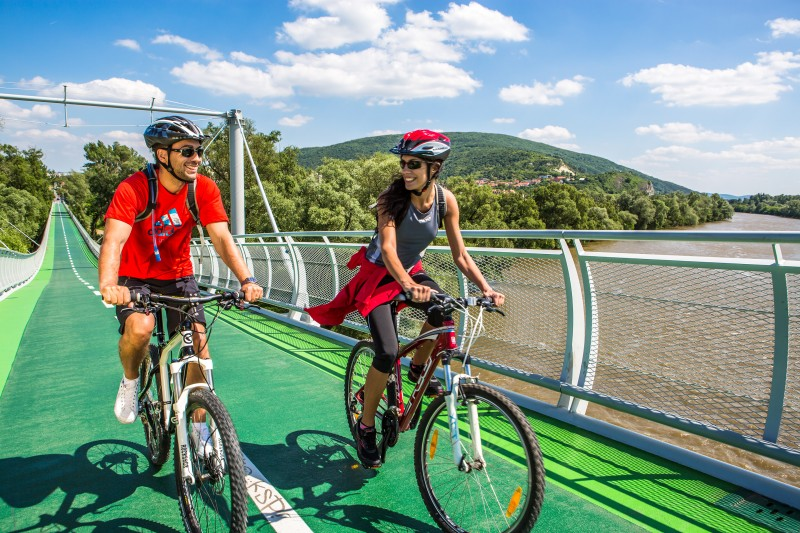 bicycel cycling bridge