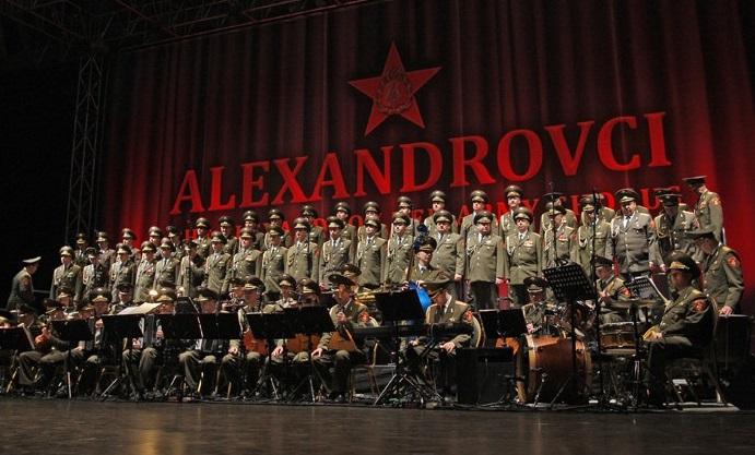 Resultado de imagem para Ensemble Alexandrov