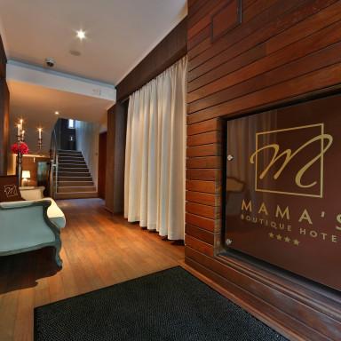Kammer 1 hotels und restaurants visit bratislava for Mamas design hotel bratislava