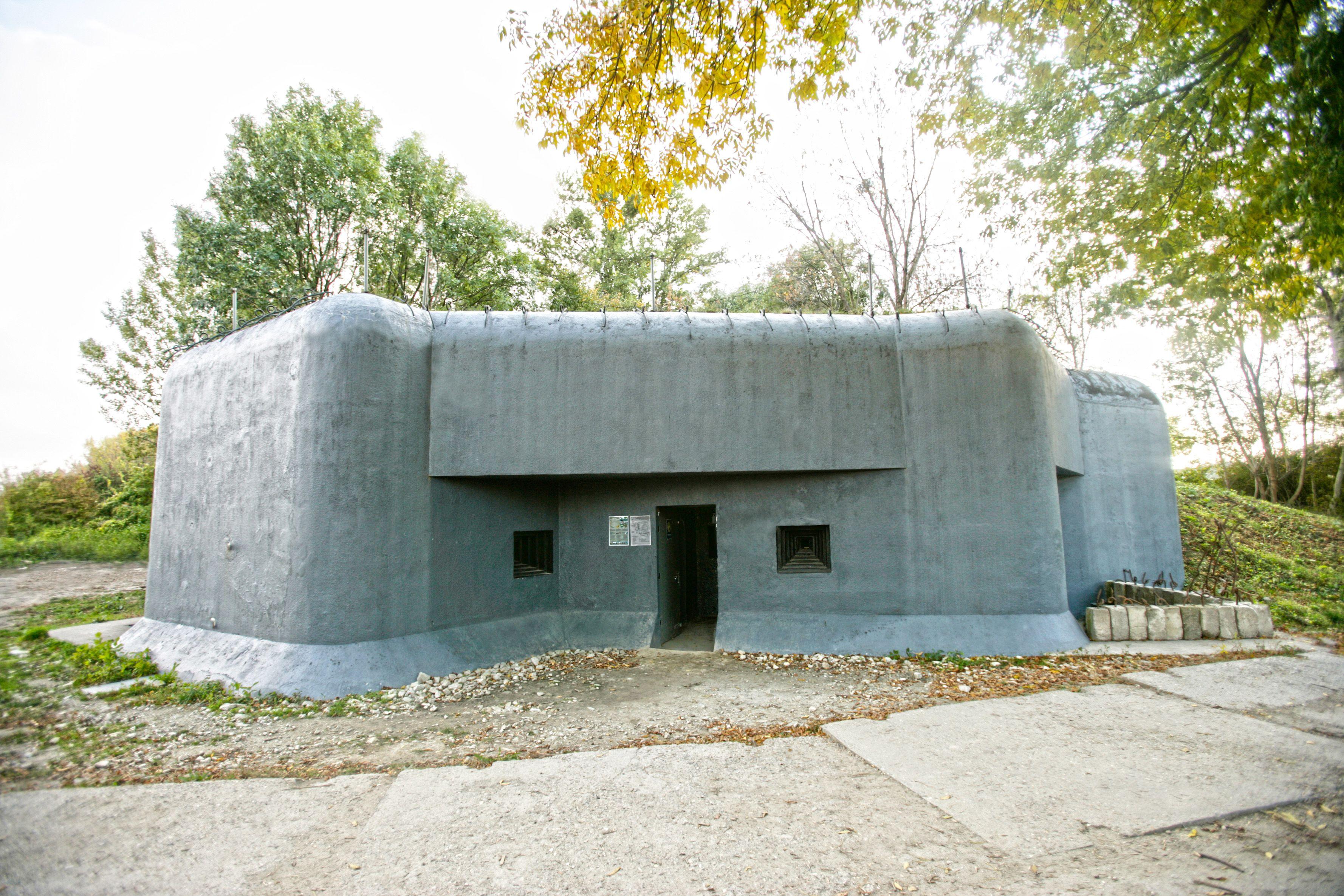 Bunker B-S 4 Lány (The Fields)