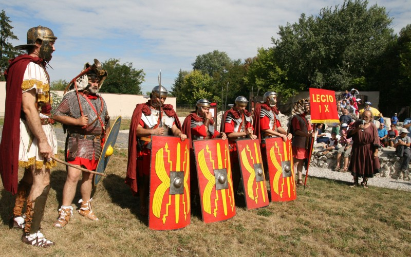 Roman Games and Limes Day Bratislava 2018