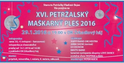 petrzalsky maskarny-ples
