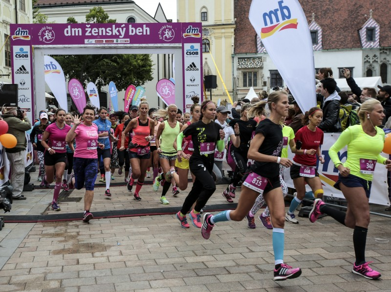 dm womens run