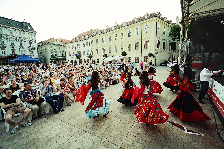 Street Food Festival Bratislava
