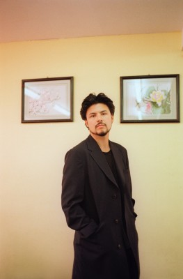 Jamie Woon _ photo credit Dan Wilton