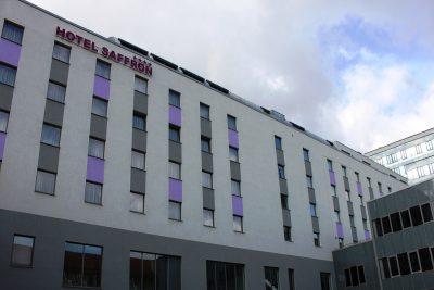 safron hotel