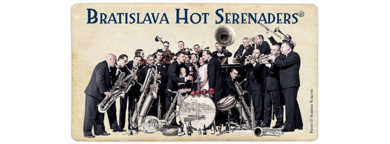 Swing Silvester – Bratislava Hot Serenaders