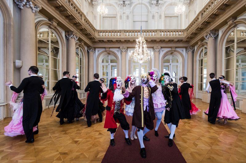 DANCES, BALLS AND CARNIVAL CELEBRATIONS IN BRATISLAVA