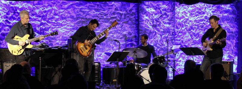 John Patitucci Electric Guitar Quartet