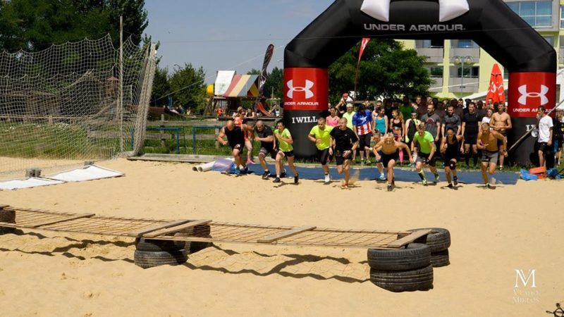 TVRĎÁK (OBSTACLE COURSE RACING)