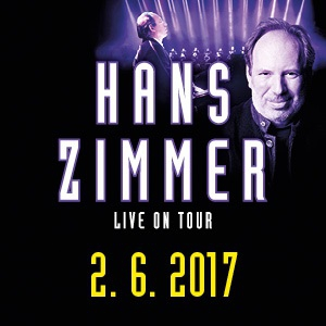 HANS ZIMMER – LIVE ON TOUR