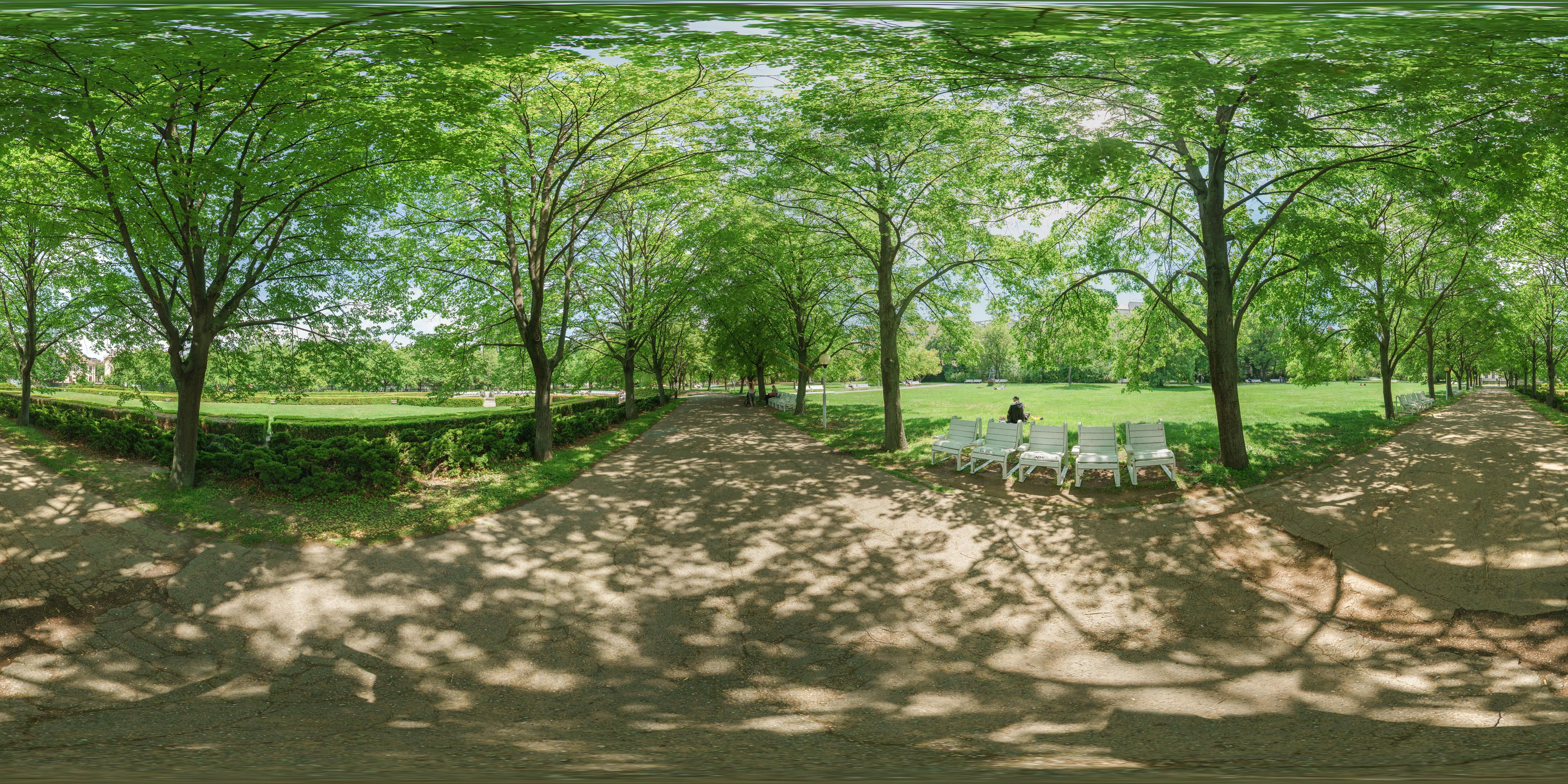 Medizinischer Garten