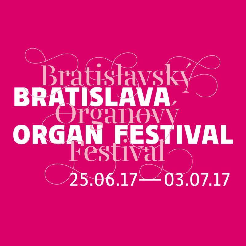 BRATISLAVA ORGAN FESTIVAL 2017