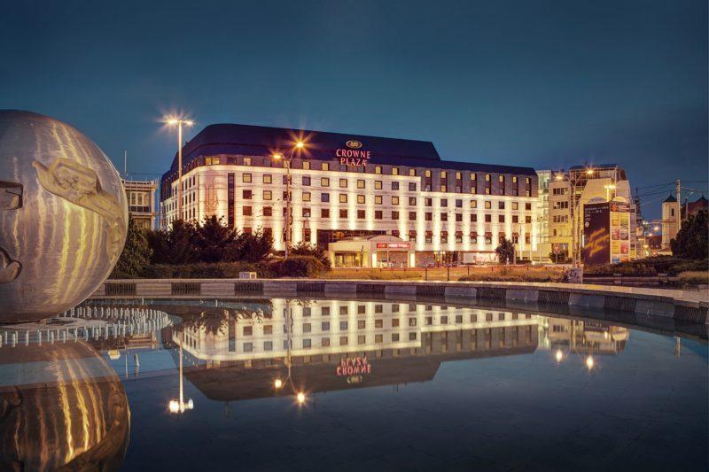 hotel crown plaza bratislava