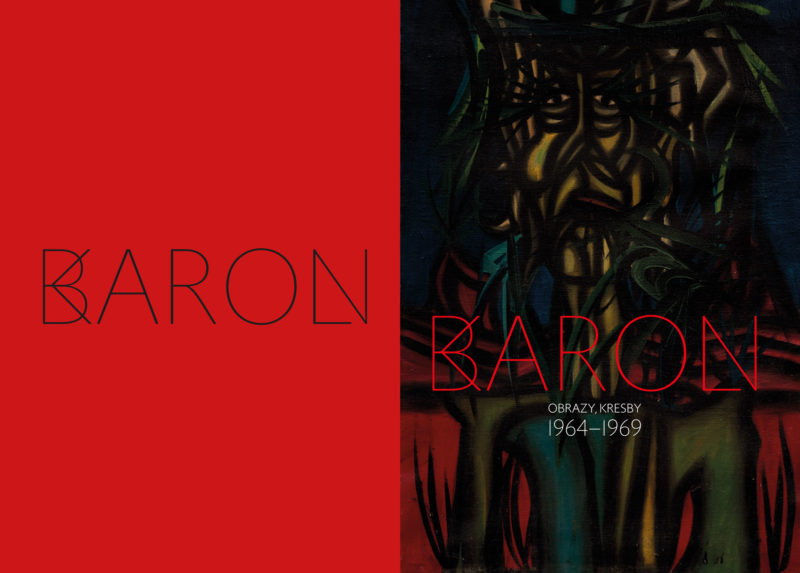 KAROL BARON – PICTURES OF THE DRAWING 1964 – 1969