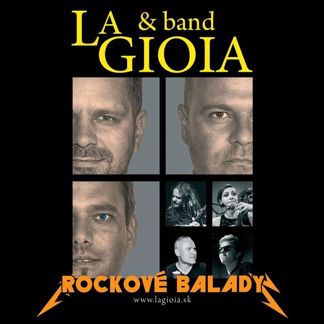 LA GIOIA & BAND: ROCK BALADES