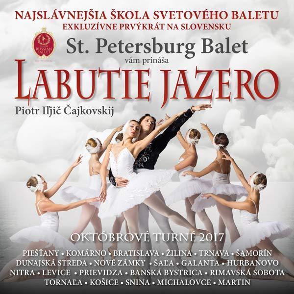 ST. PETERSBURG BALLET – SWAN LAKE