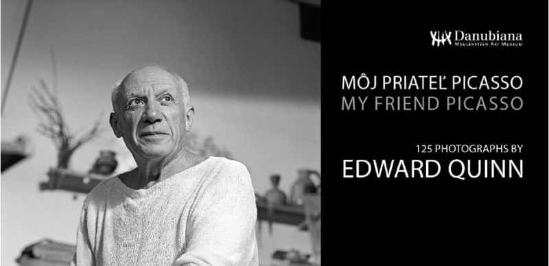 """My friend Picasso"" – 125 photographs by Edward Quinn"
