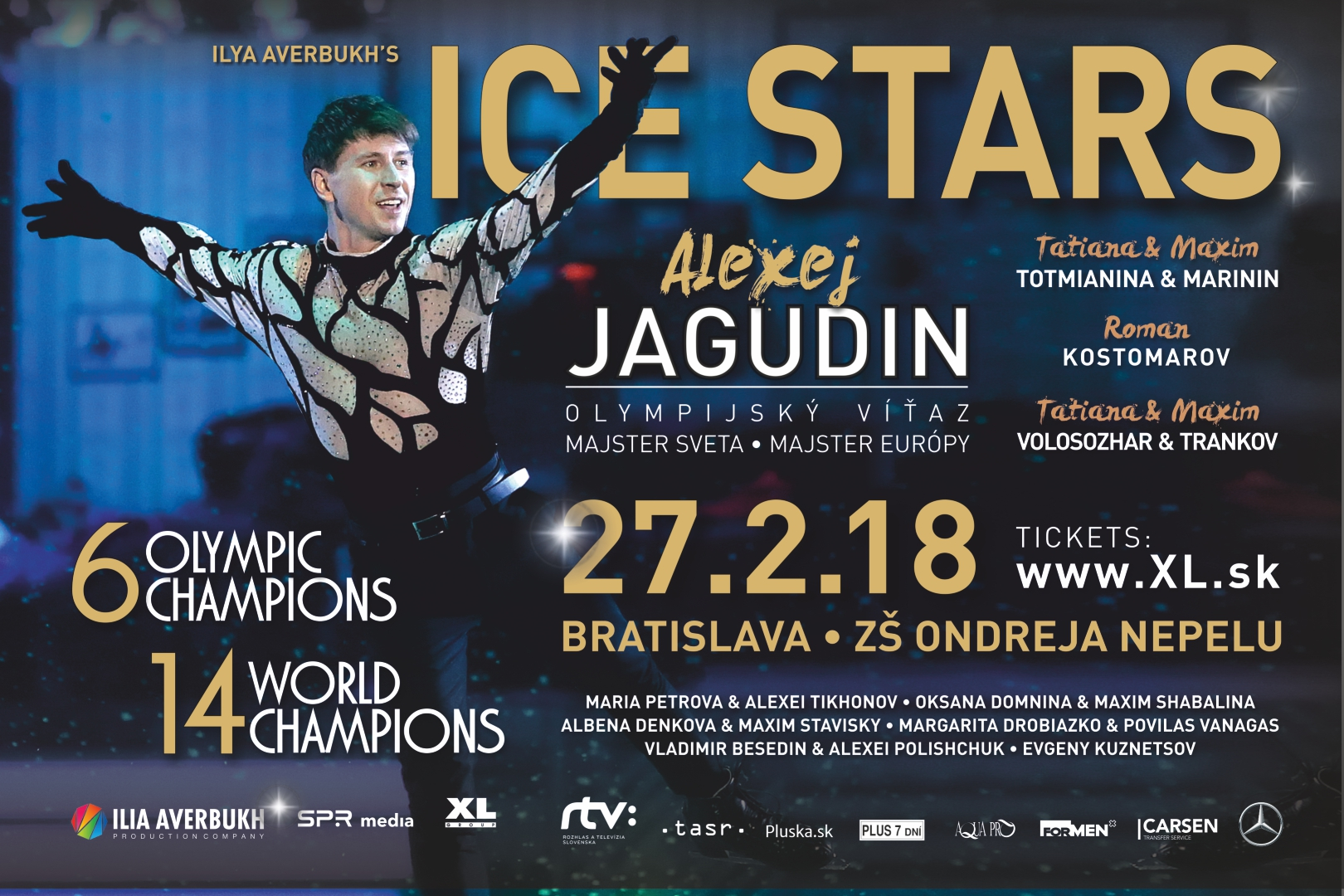 Ice Stars 2018 Events Visitbratislava