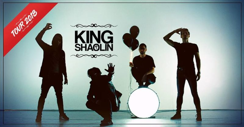 KING SHAOLIN DMH TOUR 2018