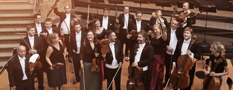 Hilaris Chamber Orchestra – Tribute to Vivaldi