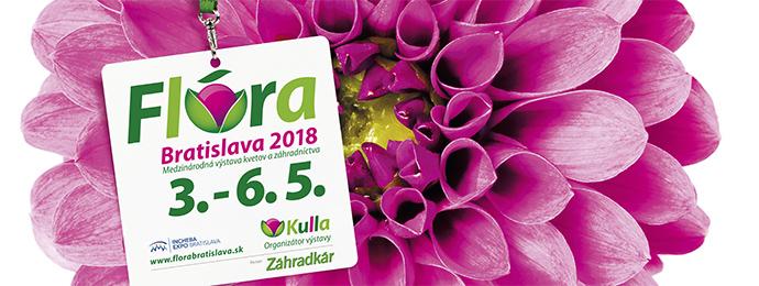 FLORA BRATISLAVA 2018