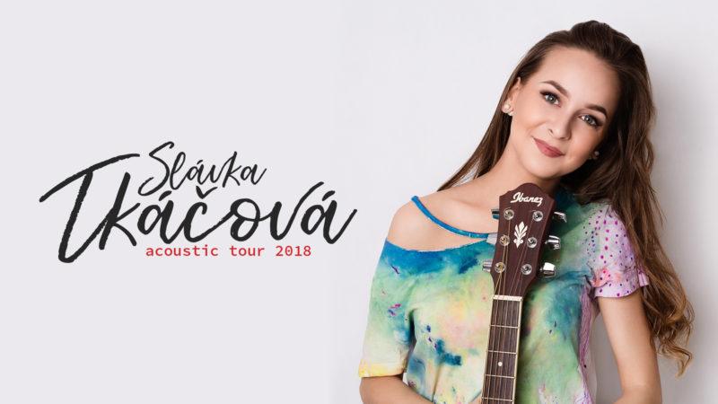 SLÁVKA TKÁČOVÁ ACCOUSTIC TOUR 2018