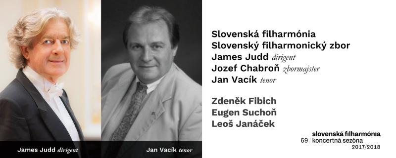Fibich, Suchoň, Janáček