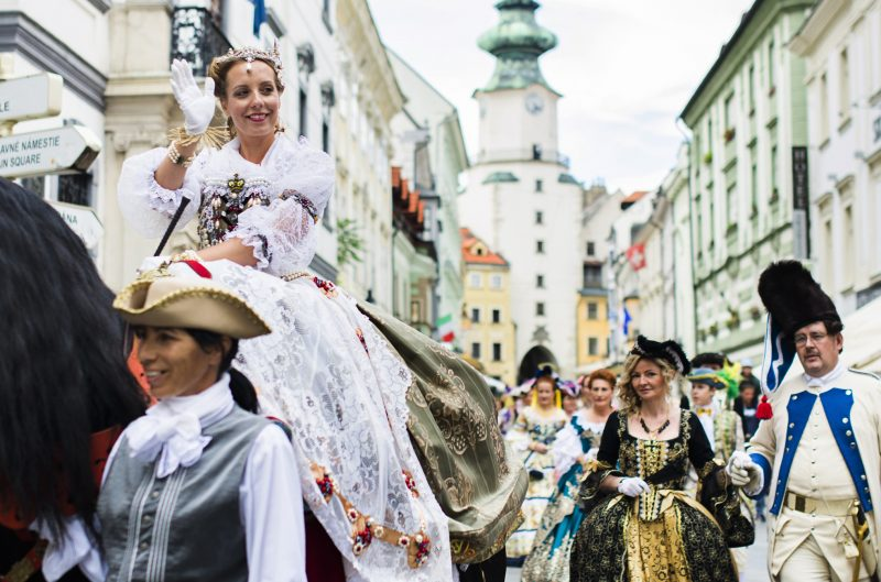f04f1c1f2 We shall commemorate the glorious past of Bratislava this year with a  series of events. Residents and visitors to the city will be able to enjoy  the ...
