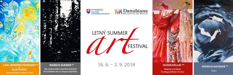 Summer Art Festival 2018 in Danubiana