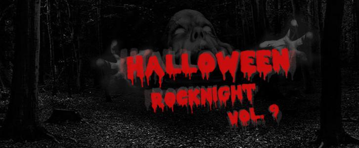 halloween rocknight bratislava