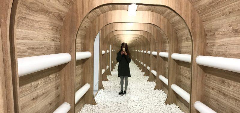 galeria multium zrkadlo nekonecny priestor