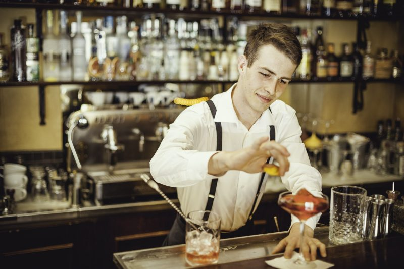 rio grande restaurant drinks bar barman